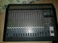 Peavey 18 channel mixer