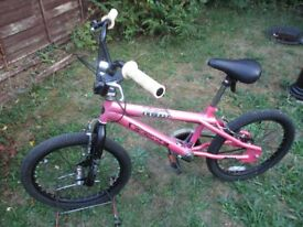 Koba Cutie girl's BMX bike