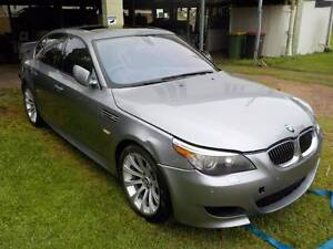 2006 BMW M5 Statutory Write-Off (Rear Ended) 55,000KMS Ingham Hinchinbrook Area Preview