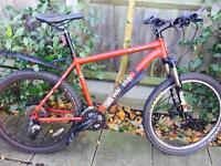 Mens Voodoo Hoodoo mountain bike