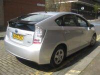 TOYOTA PRIUS 60 REG HYBRID ELECTRIC UK CAR #### PCO UBER READY #### 5 DOOR HATCHBACK
