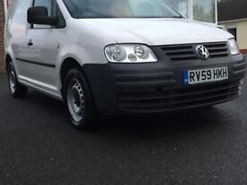 09 Volkswagen caddy 1.9. Not transit, partner, berlingo