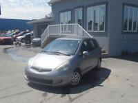 2007 Honda Fit LX ++APPROBATION DIRECT++