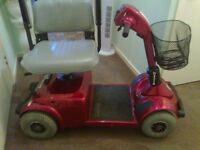 FOR SALE PRIDE VICTORY MOBILITY SCOOTER IN AS NEW CONDITION VERY SELDOM USED FIRST TO VIEW WILL BUY