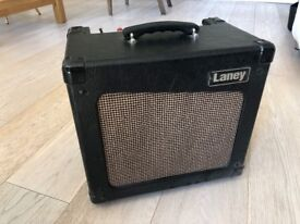 Laney Cub 10 Tube Amplifier, excellent state