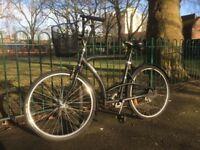 Decathlon lady's city bike
