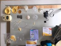 Medela Freestyle Double Electric Breast Pump Perfect condition