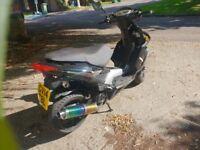 Sinnis eagle 125 cc