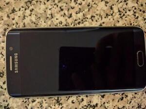 Black Sapphire S6 Edge 32 GB Bell/Virgin