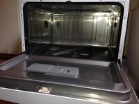 INDESIT ICD661 Table-Top Dishwasher