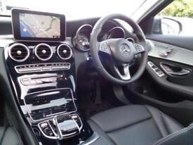 Mercedes-Benz C Class C350 E SPORT PREMIUM PLUS (grey) 2017-04-13