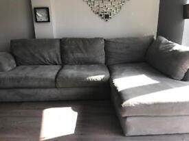 Corner sofa/chaise