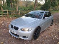 BMW, 3 SERIES, Coupe, 2009, Semi-Auto, 2993 (cc), 2 doors