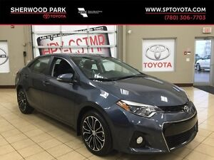 2016 Toyota Corolla S w/Upgrade Package! Automatic!