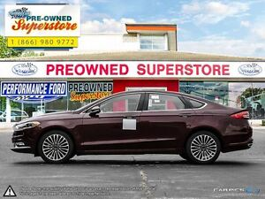 2017 Ford Fusion SE***AWD/NAV/Leather Windsor Region Ontario image 3