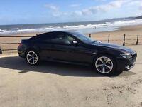 BMW 635d Sport Auto - Gleaming Black