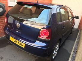 2006 VW Volkswagen Polo GTi 1.8 Turbo - Full Service History - 1 Previous Owner