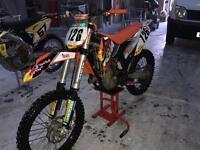 2010 ktm 250 f
