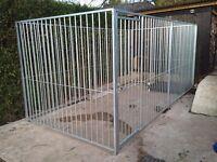 3m x 2m dog run hot dipped galvanised ***Dog pen/ Dog kennel***