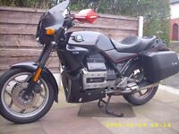 K75 with many extras very good runner.
