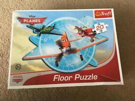 Disney's planes puzzle