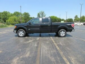 2014 Ford F150 XLT CREW ECOBOOST 4X4