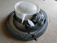 Ladies hat, wedding hat