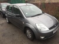 Ford Fiesta excellent condition and runner 5 door CARDS ACCEPTED