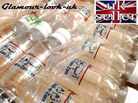 Aab-e-Zam Zam Empty Clear Plastic Bottles 250 ml or 330 ml+Clear Dates Bags HAJJ UMRAH MUBARAK