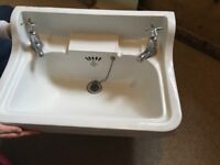 Original Royal Doulton sink 1930s