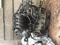 Citroen Saxo, Peugeot 206 1.4 8v engine, wiring loom and ecu