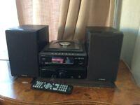 Hitachi AX-M136i DAB radio and CD player