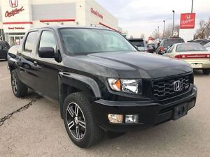 2013 Honda Ridgeline SPORT | ALLOY RIMS | CLEAN CARPROOF | ONE O