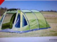 Vango Icarus 500 delux tent plus front awning