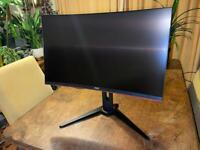 AOC C24G1 24 inch curved Gaming Monitor