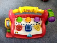 Fisher Price Laugh and Learn Learning Tool Bench