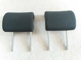 Pair of VW Polo Rear Seat Head Rests (2011)