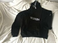 Brand New, Men's Gaming Hoodie, Battlefield 4