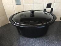 Morphy Richards slow cooker 6.5 litre crock pot FREE (no longer available)