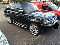 Range Rover sport great car getting married so selling to find a wedding
