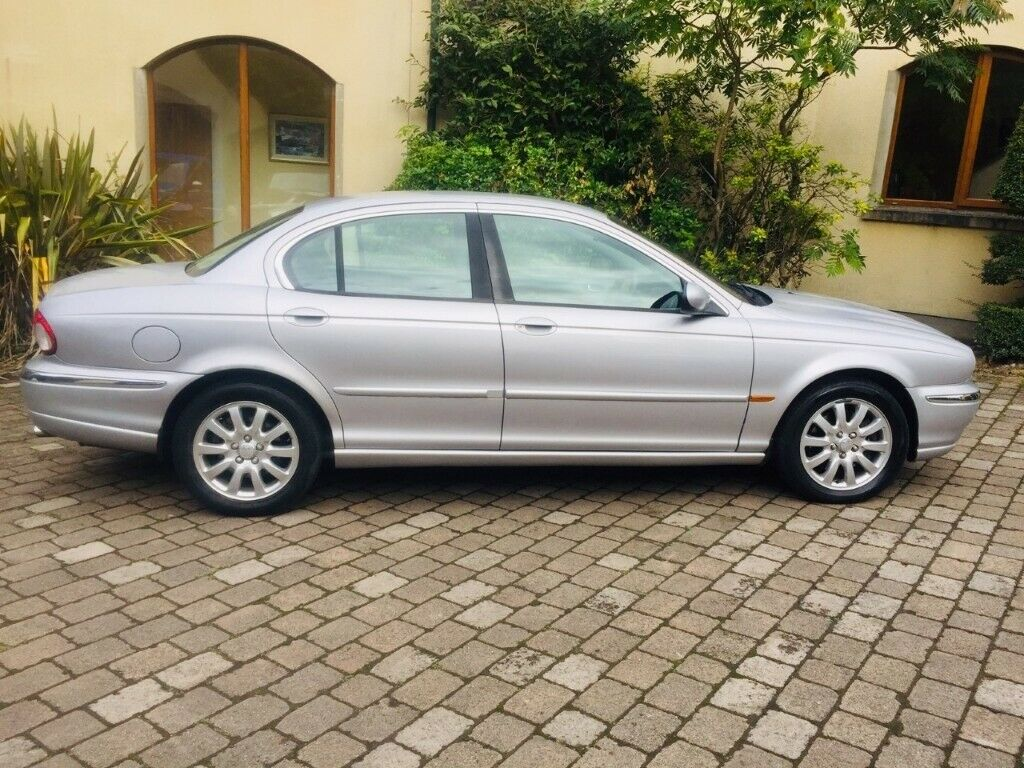 Jaguar X Type 2 5 SE V6 - ford mondeo bmw audi a4 a6 mercedes c e class vw  passat insignia vectra | in Castlereagh, Belfast | Gumtree