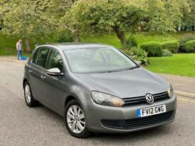 image for ✅ 2012 Volkswagen Golf 1.6 TDI Match DSG Full Service History 2 Keys +1 Previous Owners ,99483 mile