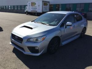 2016 Subaru WRX HEATED SEATS/BLUETOOTH/ALLOY RIMS
