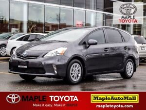 2014 Toyota Prius v 1 OWNER EXCELLENT CONDITION