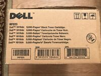Dell RF223 5000 pages black toner cartridge