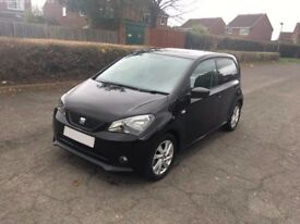 Seat Mii 75bhp 5 door Sport - excellent condition with low genuine miles, £20 year road tax