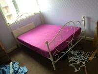 Double bed £20 WesterHails