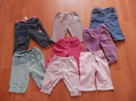 Girls 6-9 Months Clothes - 34 Items