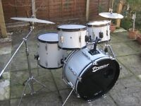 Drums - Excellent Condition Premier Drum kit - Drums only or add hardware and cymbals
