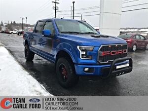 2016 Ford F-150 Cab SuperCrew 4RM 145 po Lariat 502A